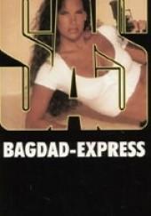Okładka książki Bagdad-Express Gérard de Villiers