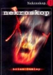 Okładka książki Nekroskop Brian Lumley