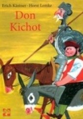 Okładka książki Don Kichot Erich Kästner