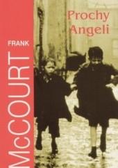 Okładka książki Prochy Angeli Frank McCourt