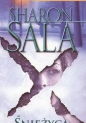 Okładka książki Śnieżyca Sharon Sala