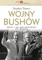 Okładka książki Wojny Bushów
