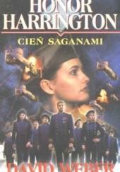 Okładka książki Cień Saganami David Weber