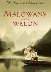 Okładka książki Malowany welon William Somerset Maugham