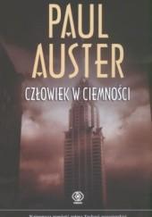 Okładka książki Człowiek w ciemności Paul Auster