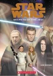 Okładka książki Secrets of the Jedi Jude Watson