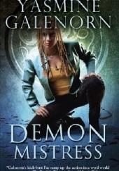 Okładka książki Demon Mistress Yasmine Galenorn