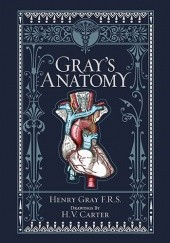 Okładka książki Grays Anatomy Henry Gray,Henry Vandyke Carter