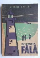 Okładka książki Dziewiąta fala Stefan Balicki