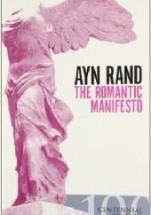 Okładka książki The Romantic Manifesto Ayn Rand
