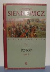 Okładka książki Potop tom 3 Henryk Sienkiewicz