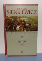 Okładka książki Potop tom 4 Henryk Sienkiewicz