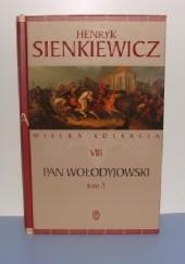 Okładka książki Pan Wołodyjowski tom 2 Henryk Sienkiewicz
