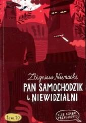 Okładka książki Pan Samochodzik i Niewidzialni