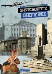 Okładka książki Sekrety Gdyni Aleksandra Tarkowska