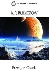 Okładka książki Przełęcz Osada Kir Bułyczow
