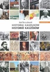 Okładka książki Historia Kaszubów Józef Borzyszkowski