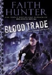 Okładka książki Blood Trade Faith Hunter