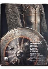Okładka książki 100 rarytasów z kolekcji militariów w Muzeum Narodowym w Krakowie Michał Dziewulski