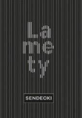 Okładka książki Lamety Marcin Sendecki