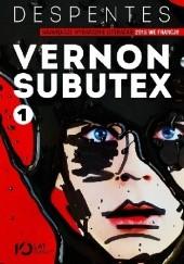 Okładka książki Vernon Subutex Virginie Despentes