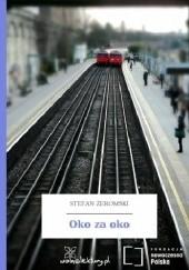 Okładka książki Oko za oko Stefan Żeromski