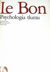 Okładka książki Psychologia tłumu