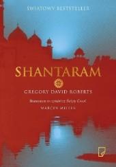 Okładka książki Shantaram Gregory David Roberts