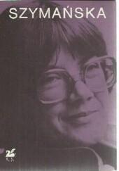 Okładka książki Poezje wybrane Adriana Szymańska