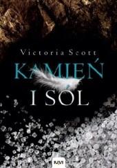 Okładka książki Kamień i sól Victoria Scott