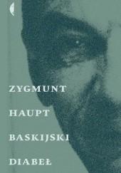 Okładka książki Baskijski diabeł Zygmunt Haupt