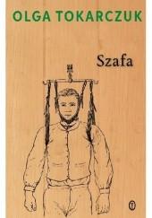 Okładka książki Szafa Olga Tokarczuk