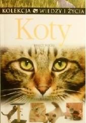 Okładka książki Koty Bruce Fogle