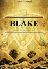 Okładka książki Blake Peter Ackroyd