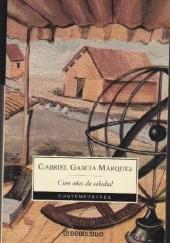 Okładka książki Cien años de soledad Gabriel García Márquez