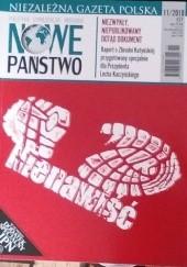 Okładka książki Nowe Państwo, 11/2010 praca zbiorowa