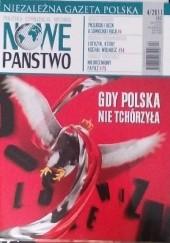 Okładka książki Nowe Państwo, 4/2010 praca zbiorowa