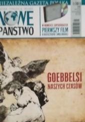 Okładka książki Nowe Państwo, 1/2011 praca zbiorowa
