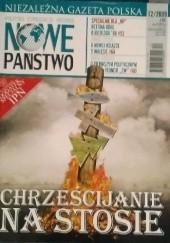 Okładka książki Nowe Państwo, 12/2009 praca zbiorowa