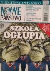 Okładka książki Nowe Państwo, 3/2010 praca zbiorowa