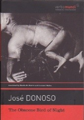 Okładka książki The Obscene Bird of Night