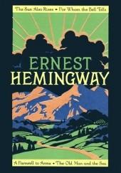 Okładka książki Ernest Hemingway: Four Novels Ernest Hemingway
