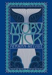 Okładka książki Moby Dick Herman Melville