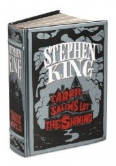 Okładka książki Stephen King: Three Novels Stephen King