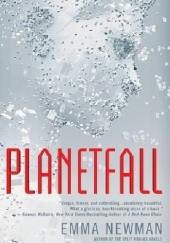 Okładka książki Planetfall Emma Newman