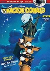 Okładka książki Kaczor Donald 21/2009 praca zbiorowa,Stefan Petrucha,César Ferioli