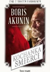 Okładka książki Kochanka Śmierci Boris Akunin