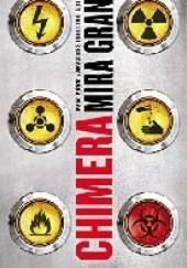 Okładka książki Chimera Mira Grant