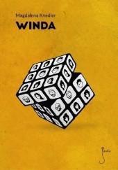 Okładka książki Winda Magdalena Knedler