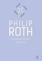 Okładka książki Spisek przeciwko Ameryce Philip Roth